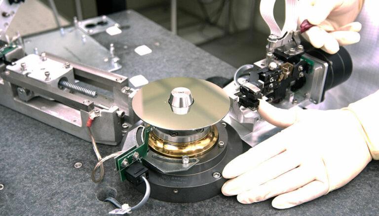 データ復旧設備