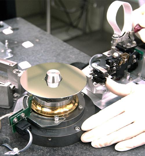 データ復旧精密計測器