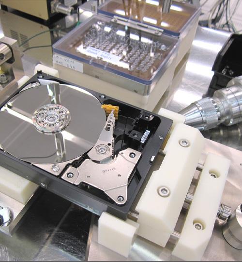 WDデータ復旧精密計測器